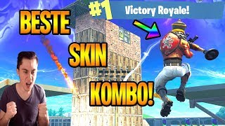 The BEST Skin-Combi POSSIBLE NOW! 😍 | Fortnite Battle Royale