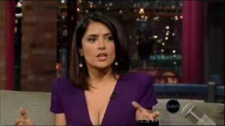 2 Salma Hayek (Letterman)