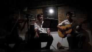 Quán Cafe hát nhạc Trịnh ở Huế-Mưa hồng-khách giao lưu