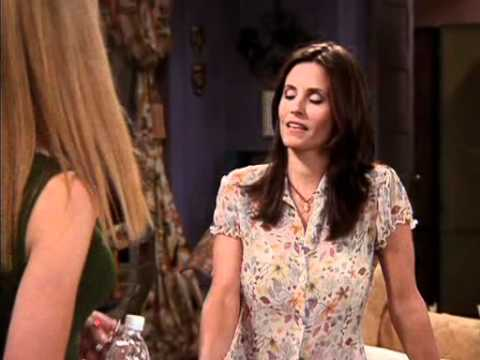 Friends - Phoebe and Monica wanna bet