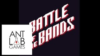 Battle of the Bands Kickstarter Playthrough Preview