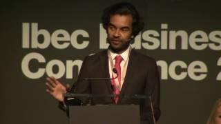 Ibec Business Leaders Conference 2017 - Janan Ganesh