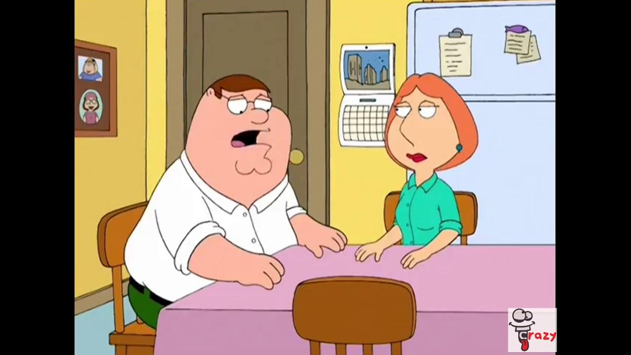 Family Guy (S07E01): Love Blactually   The Scene on the