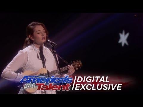 Mandy Harvey's Stunning Singing on AGT - America's Got Talent 2017