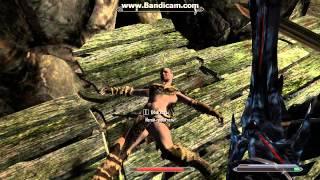 Квесты в TES 5 Skyrim #1 - Выбить изгоев!!!