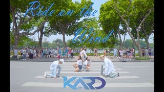 [KPOP PUBLIC CHALLENGE] K.A.R.D(카드)_RIDE ON THE WIND DANCE COVER @FGDance 1theK Dance Cover Contest