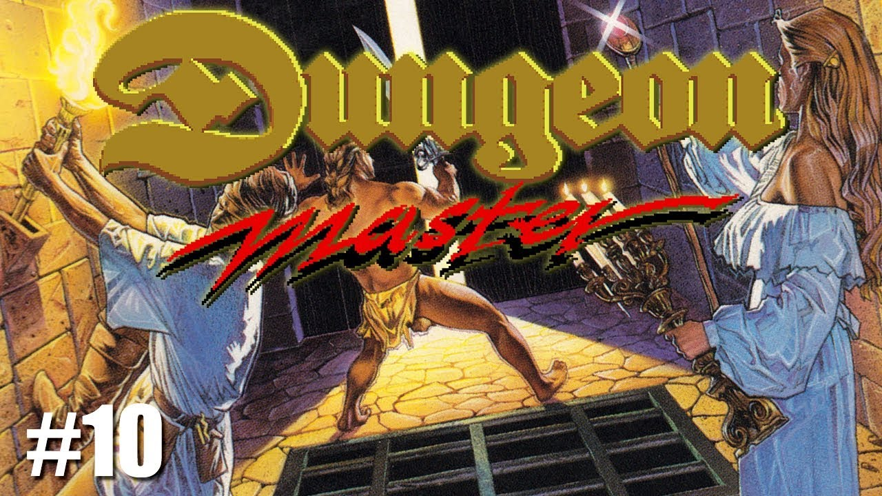 Let's play Dungeon Master - Atari ST - Ep 10