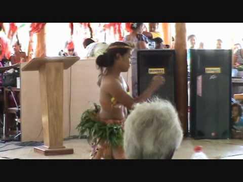Tuvalu's got talent 2009 ( Teanu )