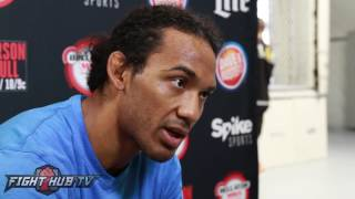 Benson Henderson on Macdonald move to Bellator, done fighting Cerrone & Patricio Pitbull