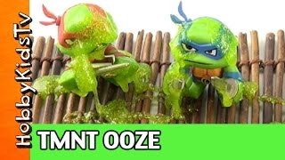 HobbySue makes turtle ooze with HobbyTiger! Teenage Mutant Ninja Tu...