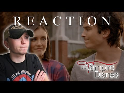 The Vampire Diaries S8E16 'I Was Feeling Epic' REACTION