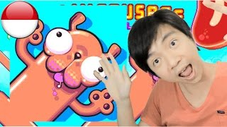 - Sosis Anjing Silly Sausage in Meat Land Indonesia IOS Android Gameplay