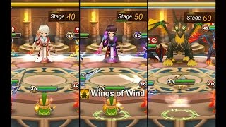 summoner war toa normal stage 40 50 60 july obtainable monster