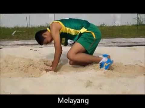 Video Pembelajaran Lompat Jauh