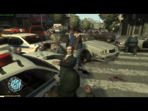 GTA 4 - Funny Dude (My Script Mod)