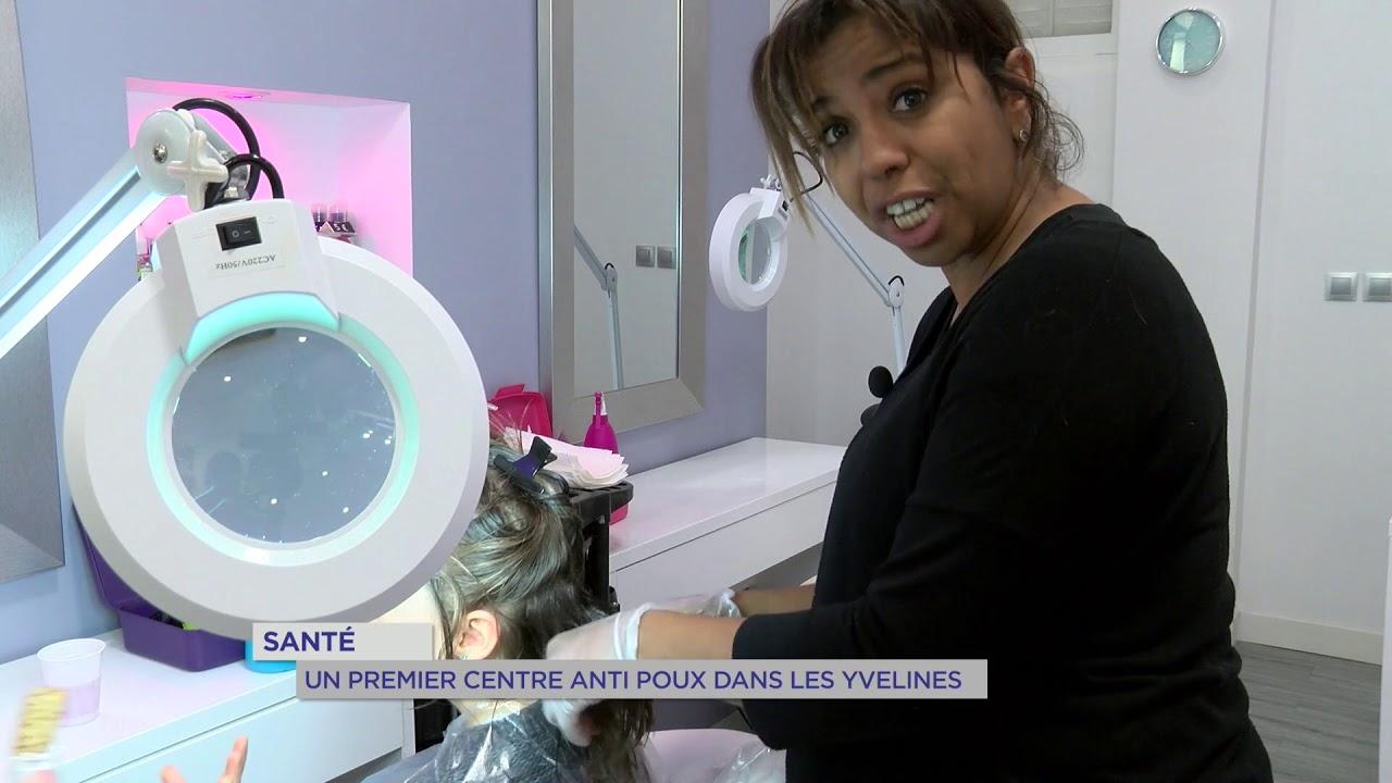 Santé : Un premier centre anti poux dans les Yvelines