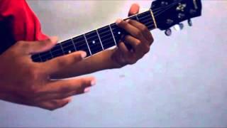 Belajar Petikan Gitar Bunda - Melly (Riadyawan)