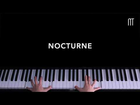 Nocturne Piano Op.9 No.2 - Chopin [Top 5 Classical Piano Song]