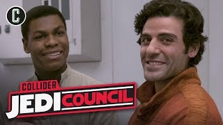 Star Wars: Episode IX's Set is Looser with More Improv, Says Oscar Isaac - Jedi Council