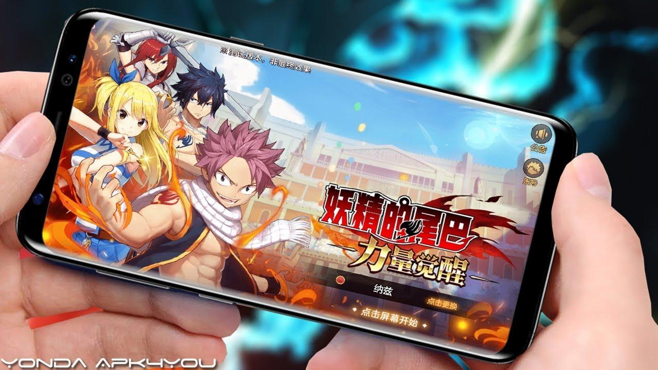 New Anime Game! Fairy Tail Power Awakening 妖精的尾巴 力量觉醒 - Android IOS Gameplay