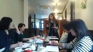 スピリチュアルコーチ・陰陽道サイキックヒーラー魔女yumiのセミナー風...