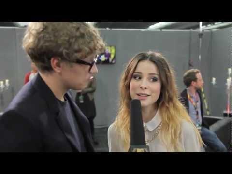 Tim Bendzko Und Lena Meyer Landrut Im Interview Bei Den MTV EMA 2012