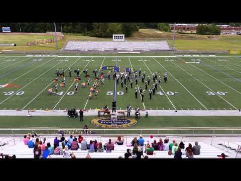Mooreville High School Trooper Band 2015