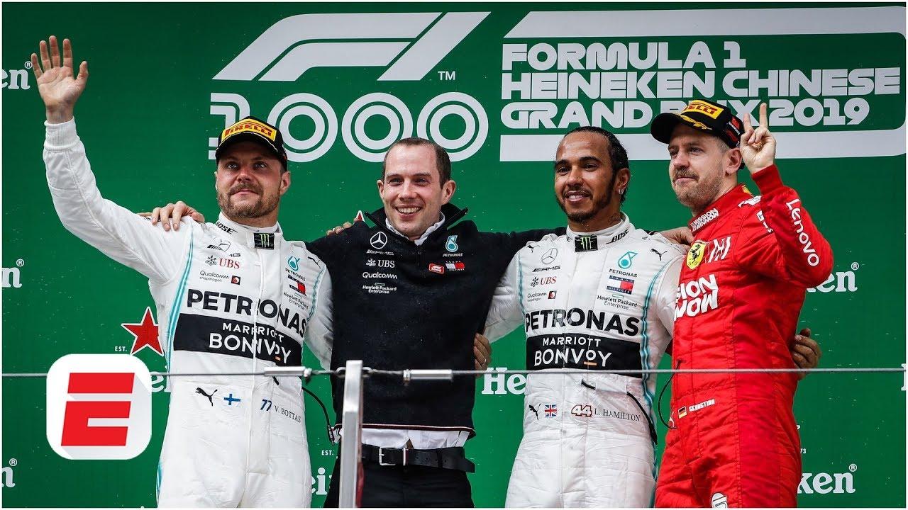 How will the coronavirus affect the Chinese Grand Prix? | F1