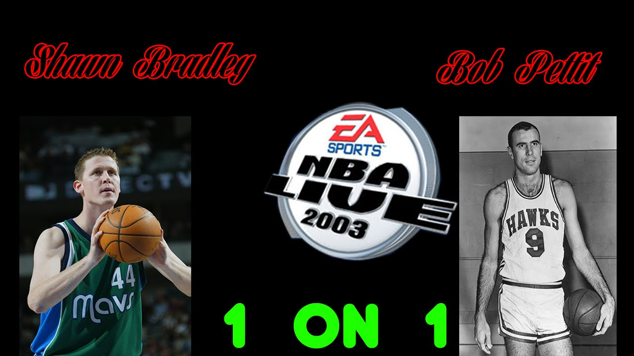 Nba Live 2003 Shawn Bradley vs Bob Pettit 1 on 1 Request