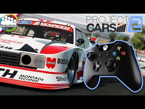 PROJECT CARS 2 - Mit Controller spielbar? - Let's Play Project CARS 2