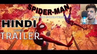 HINDI | Spider-Man: Into The Spider-Verse - Trailer (Hindi Dubbed Cover) (HD)