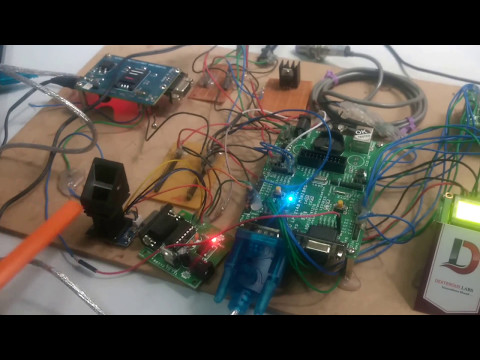 Adhar based Electronic voting machine