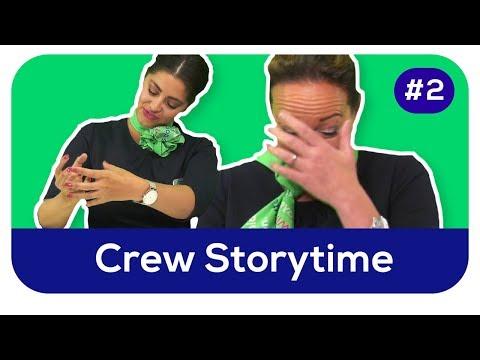 Kop soep over een jurk! Faalmomenten van onze crew | Transavia Storytime #2