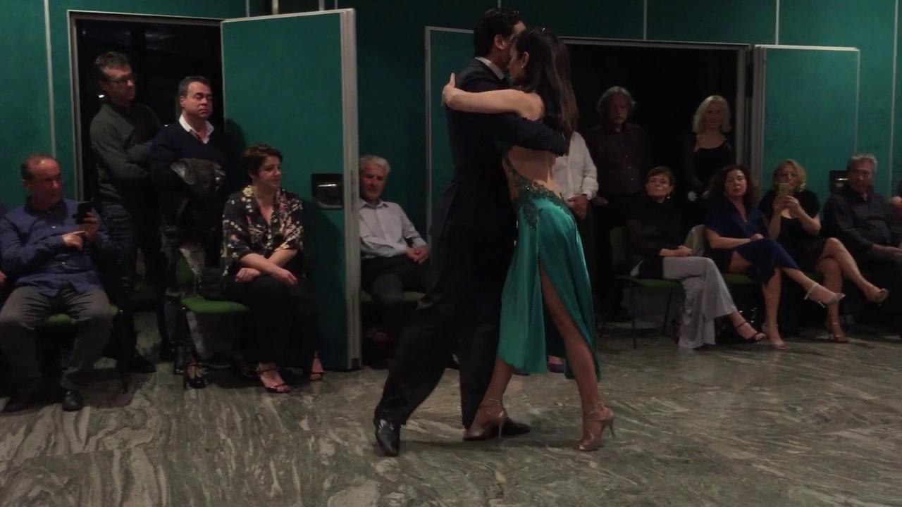 Pablo Moyano y Roberta Beccarini Impro - 2017