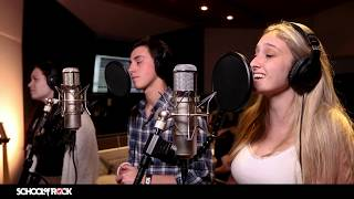 """School of Rock Students Perform """"Bat Country'"""" by Avenged Sevenfold"""