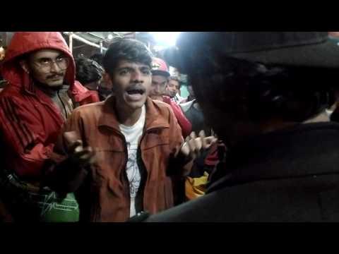 Ajit sharma beat boxer ( rap battle )#mashu n shubham) first in jabalpur raw spin tht shit ;)like it