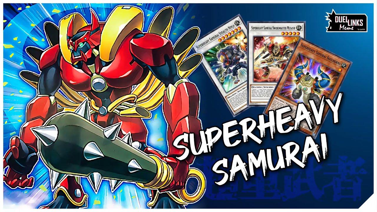 SUPERHEAVY SAMURAI / The Early Access ARC-V Deck [Yu-Gi-Oh! Duel Links]