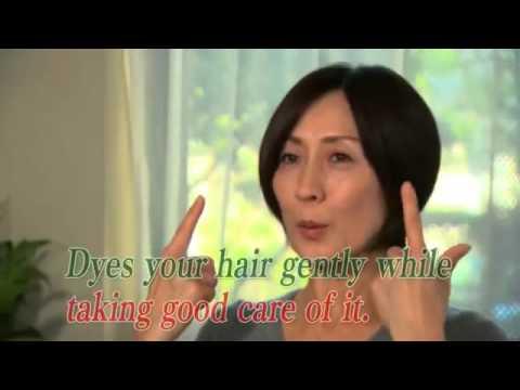 Rishiri Hair Color treatment 利尻昆布天然染髮焗油