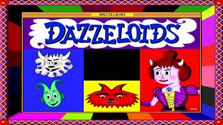 Dazzeloids - A Child Is Bored (CD-Rom, 1994) [All 3 Endings]