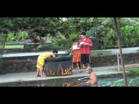 Polynesian Cultural Center (PCC) Haunted Lagoon Leadership Training