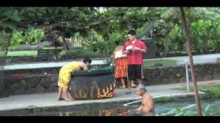Polynesian Cultural Center (PCC) Haunted Lagoon Leadership Training