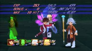 Tales of Symphonia  part 30 pushing blocks