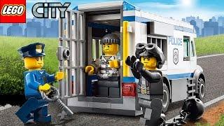 Кока Все Серии - Лего Полиция, Мультики про Машинки Лего, Видео на русском языке