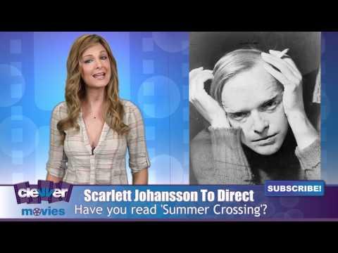 ScarJo is Directing a Truman Capote Adaptation