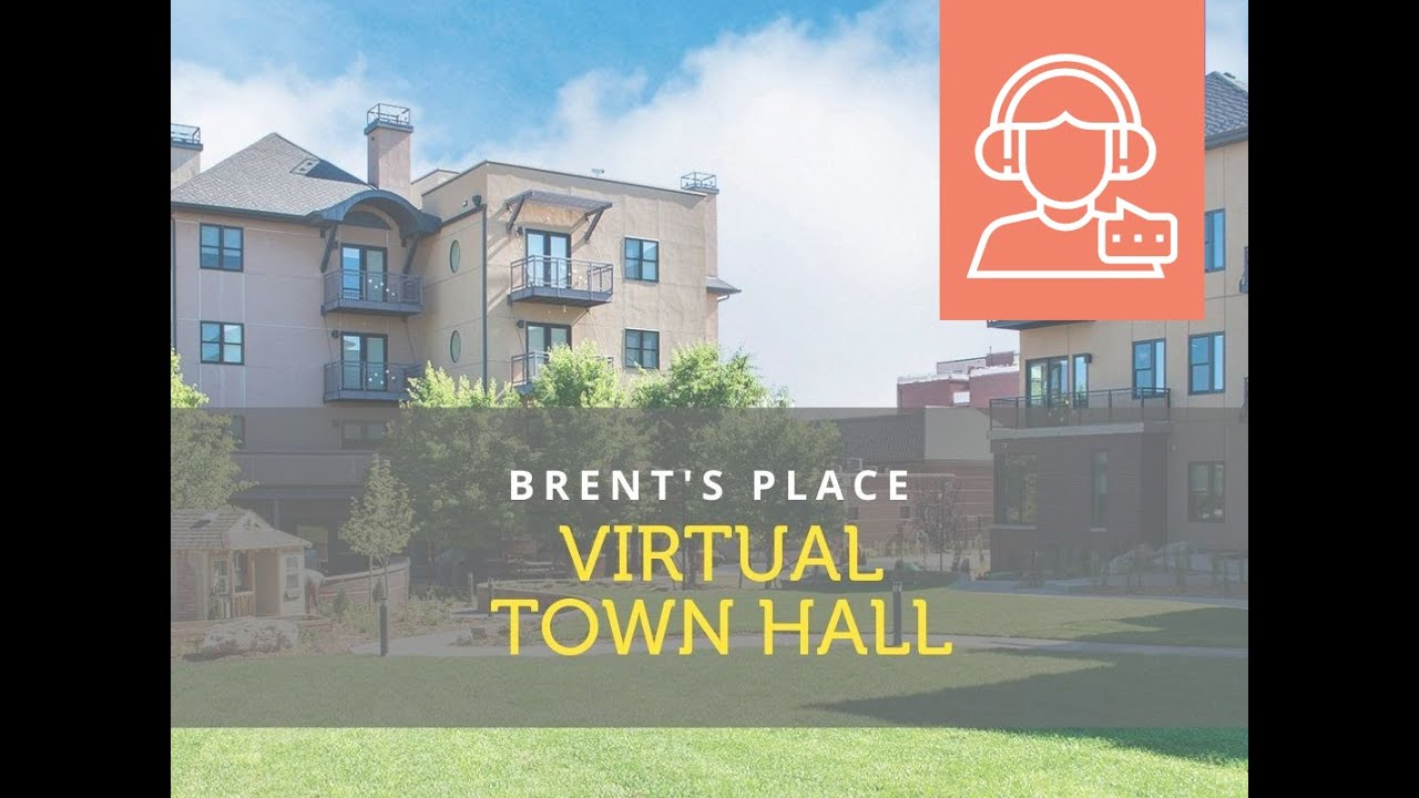 Our Summer 2021 Virtual Town Hall