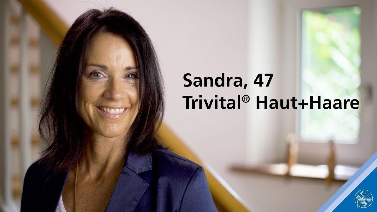 Für Ein Strahlendes Ich Sandra Teilt Ihre Erfahrung Mit Trivital