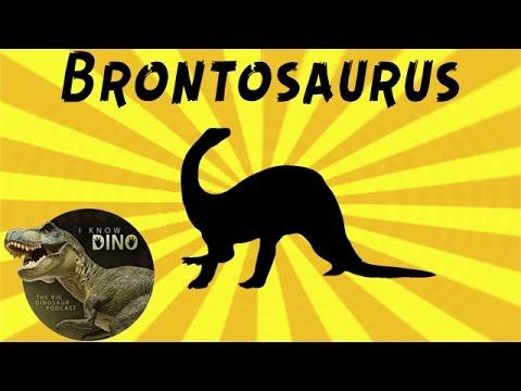 Brontosaurus: Dinosaur of the Day