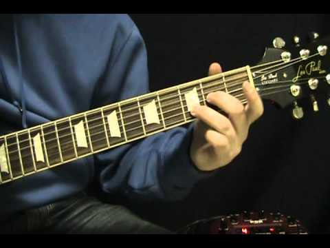 Guitar Lesson - Bang Your Head (Metal Health) by Quiet Riot - How to Play Guitar Tutorial