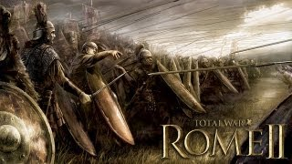 Total War: Rome II Gameplay