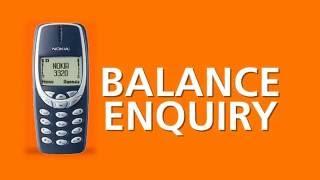 737 balance enquiry